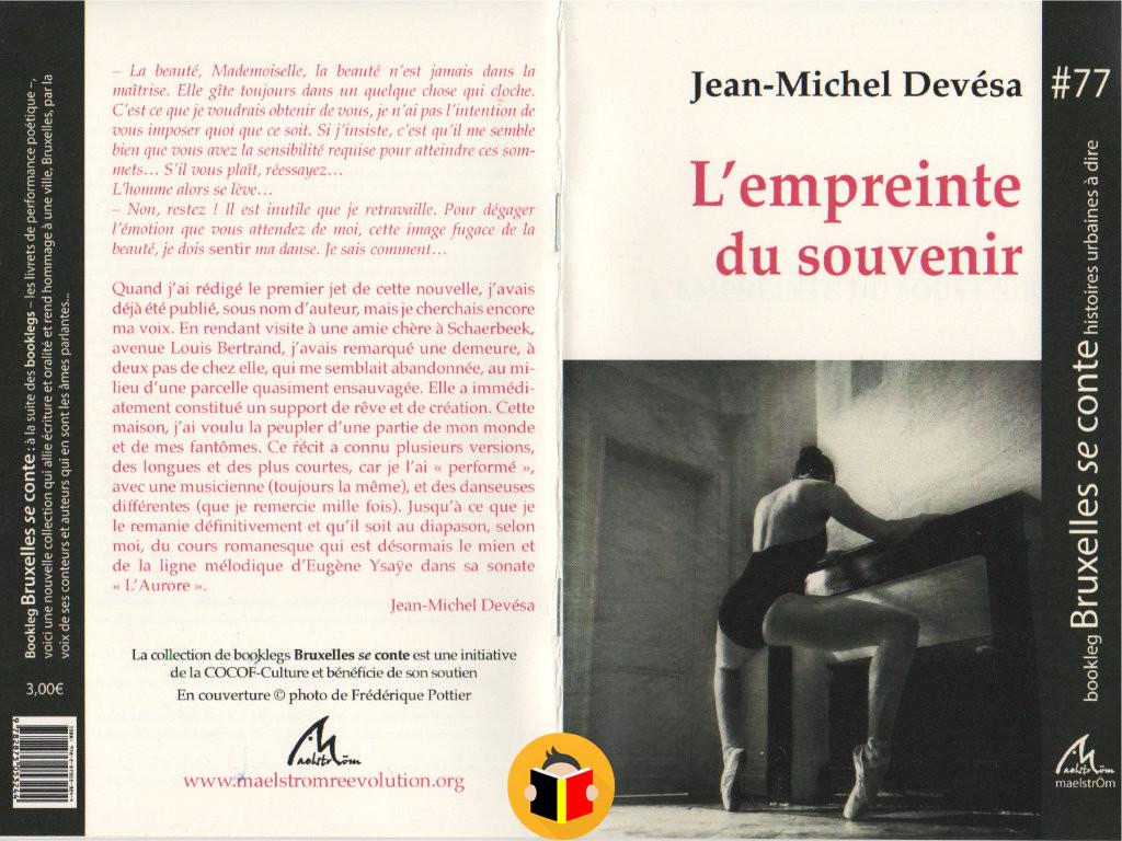 e3fdf1f011 L'empreinte du souvenir – La Librairie belge